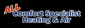 Logo - All Comfort Specialist